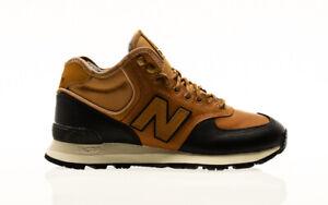 New Balance 574 braun brown MH574 XB1 Herren Schuhe Running Sneaker