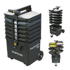 Topeak PrepStation Profi Mobile Werkzeug Koffer Station 7 Fächer 55 Teile Tools