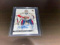 2019/20 Upper Deck SP Authentic Limited Auto Sergei Bobrovsky