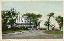 Old Detroit Publishing Postcard - Claremont Hotel - Riverside Drive Ny