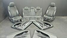 BMW X6 F16 M Sportsitze Sitze Seats Leder Alcantara Memory SHZ Ausstattung GMAT