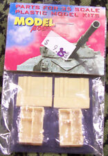 T-72 T-64 T-80 T-90 125MM EMPTY AMMO CRATE Model Point 1/35 MPA503-1