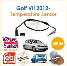 For VW Golf VII 2012- Febi Bilstein Exhaust Gas Temperature Sensor New
