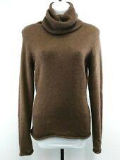 H&M Women Sweater, Size Medium, brown, acylic, mohair