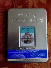 Walt Disney Treasures: Disneyland USA Special Historical Broadcasts DVD 2001 NEW
