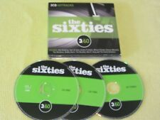 The Sixties 3/60 – 3 CD Album ft The Monkees, The Yardbirds, Love, The Drifters