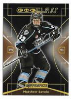 2019-20 Matthew Savoie Upper Deck CHL Rookie CHL Class - Winnipeg Ice