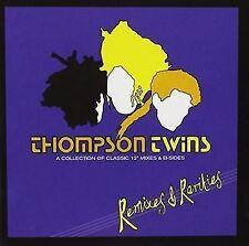 Thompson Twins - Remixes & Rarities 2014 UK 2cd Featuring RARE Tracks