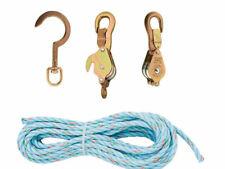 Winden, Seilzüge & Rigging