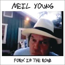 Neil Young Fork In The Road CD NEW SEALED 2009