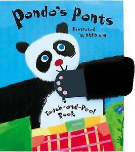 Panda's Pants: Touch-and-Feel Book (Touch & Feel Book), , Very Good Book