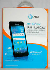 WHOLESALE LOT of 10 AT&T Kyocero Hydro Shore GoPhone Waterproof - NEW