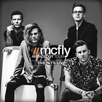 Mcfly Anthology Tour The Hits Live 2016 14-track CD Album Neu/Verpackt