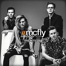 McFLY Anthology Tour The Hits Live 2016 14-track CD album NEW/SEALED