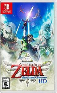 The Legend of Zelda: Skyward Sword HD - Nintendo Switch - In Stock Ready To Ship