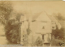 Photograph Albumen print c 1880 Parham old hall Suffolk Fpp2
