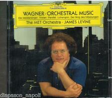 Wagner: Musica Orchestrale  / James Levine, The Met Orchestra - CD