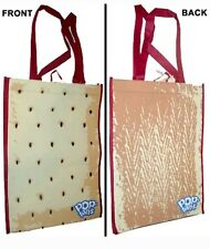 KELLOGG'S POP-TARTS STRAWBERRY PASTRY TOASTER PASTRIES TOTE BAG POP TARTS