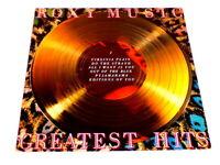 1977 Roxy Music Greatest Hits LP Vinyl Record Album