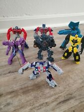 Tranformers Lot 7 Pieces  O.b.o