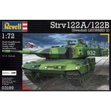Revell #03199 1/72 Strv 122A/122B Swedish Leopard 2