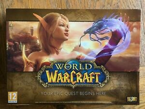 World of Warcraft Box Set - UK Release Factory Sealed!