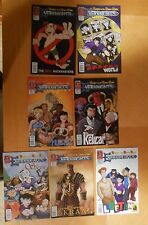 Knights of the Dinner Table: Everknights comic lot of seven