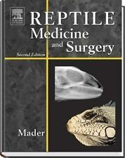 Reptile Medicine and Surgery (2005, Hardcover, Second Edition)