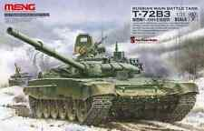 Meng Model 1/35 TS-028 Russina Main Battle Tank T-72B3