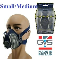 GVS Elipse SPR299 P3 Reusable Half Mask Small/Medium with Filters Made in the UK