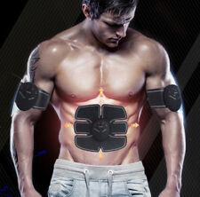 Stimulation Abdominale Musculation Electro stimulateur Ceinture Muscle Kit 3 pce