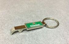 PORTE-CLEF DECAPSULEUR METAL BIERE BELGE BEER BIER HEINEKEN TRADE MARK TRES RARE
