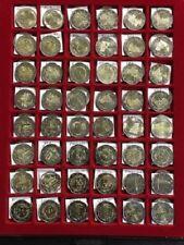 2€ Münzen BRD aus 2007-2014 bankfrisch aus der Rolle, Freie Auswahl