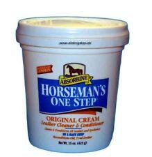 Cuir Soins Crème Absorbine Horseman's One Step Imperméabilisant 425 g sattelfett