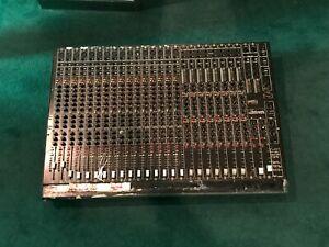 VINTAGE! RARE! Studiomaster Mixdown 16-8-16 Multitrack Console Mixer