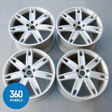 "GENUINE MASERATI 20"" GHIBLI QUATTROPORTE QP Q4 MERCURIO 7 SPOKE ALLOY WHEELS"