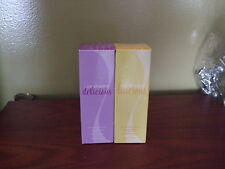 2 AVON ICE SHEERS DELICIOUS & ICE SHEERS LUSCIOUS- NEW