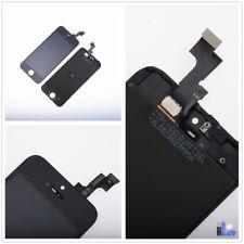 Display iPhone 5SE mit RETINA LCD Glas Scheibe Komplett Front Schwarz Black