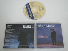 JOHN ANDERSON/SOLID GROUND(BNA ENTERTAINMENT BNA 07863 66232-2) CD ALBUM