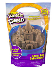 2 Pack Kinetic Sand, 3lbs Beach Sand for Ages 3 and Up (Packaging My Vary)