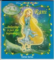 Disney Fairies: Rani - 2007 - Disney Little Library