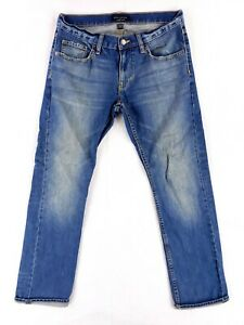 Banana Republic 30x30 Vintage Straight Fit Blue Jeans Classic Denim Casual Work