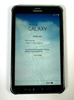 Samsung Galaxy Tab Active SM-T365 Unlocked 16GB Android Table Smashed Screen 683