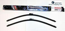 Porsche, Volkswagen Wiper Blade Set - BOSCH - 3397009034, A034S - NEW OEM Blades