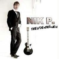 """NIK P. """"FREUDENTRÄNEN"""" CD NEUWARE"""