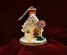 GINGER COTTAGES GOODY GOODY GUM DROP SHOP CHRISTMAS ORNAMENT MADE IN USA GC117