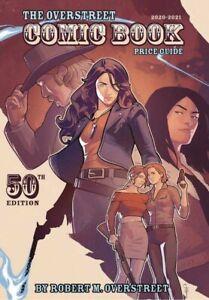 OVERSTREET 2020 2021 COMIC BOOK PRICE GUIDE 50 HARDCOVER Wynonna Earp Cover HC