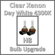 Jour Blanc 4300K Ampoule Phare Xénon Feu Anti-brouillard avant H8 35W (X 2)