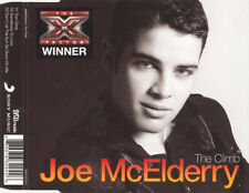 JOE MCELDERRY THE CLIMB 3 TRACK CD SINGLE FREE P&P X-FACTOR SOMEBODY TO LOVE