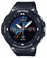 CASIO PROTREK SMART GPS-EQUIPPED WSD-F20-BK MEN'S WITH TRACKING